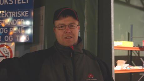 Bilde av en kunde